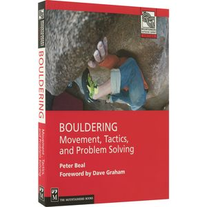 The Mountaineers Books Bouldering