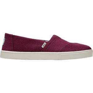 Toms Alpargata Canvas Shoe - Women's