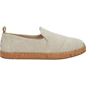 Toms Deconstructed Cork Alpargata Shoe - Women's