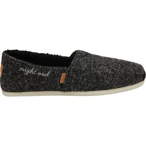 Toms Alpargata Shearling Lined Shoe - Women's