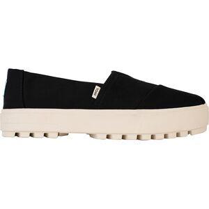 Toms Alpargata Lug Shoe - Womens
