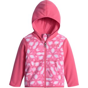 The North Face Glacier Full-Zip Hoodie - Infant Girls'