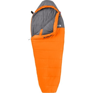 The North Face Aleutian Sleeping Bag: 35 Degree Synthetic