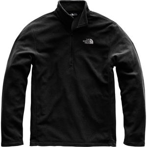 The North Face TKA 100 Microvelour Glacier 1/4-Zip Top - Men's