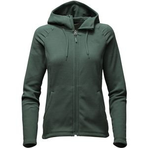 The North Face Mezzaluna Fleece Full-Zip Hoodie - Women's