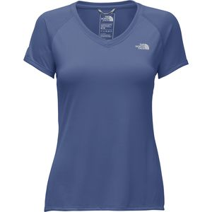The North Face Reaxion Amp V-Neck T-Shirt - Women's