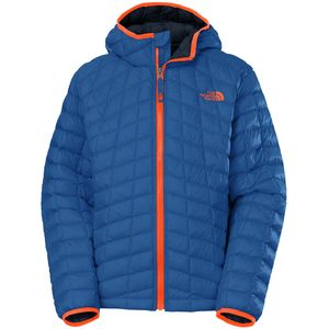 The North Face Thermoball Insulated Hooded Jacket - Boys'