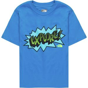 The North Face Graphic Short-Sleeve T-Shirt - Boys'