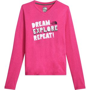 The North Face Reaxion T-Shirt - Long-Sleeve - Girls'