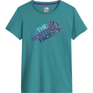 The North Face Graphic Short-Sleeve T-Shirt - Girls'