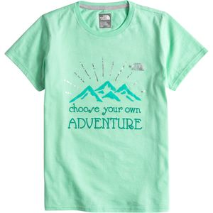 The North Face Graphic T-Shirt - Short-Sleeve - Girls'