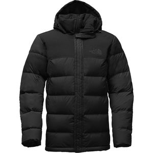 The North Face Nuptse Ridge Hooded Down Parka - Men's