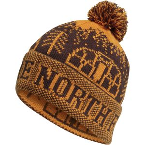 The North Face Fair Isle Pom Beanie