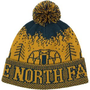 The North Face Fair Isle Pom Beanie - Women's