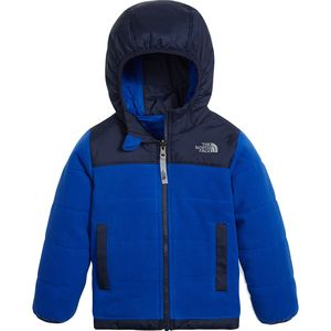 The North Face True Or False Reversible Hooded Fleece Jacket - Toddler Boys'