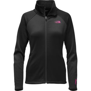 The North Face Pink Ribbon Agave Full-Zip
