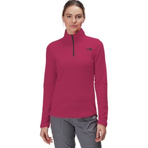 The North Face Glacier 1/4-Zip Fleece Pullover - Women's