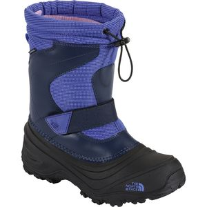 The North Face Alpenglow Pull-On II Boot - Little Girls'