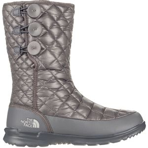 Deals on The North Face Womens Thermoball Button-Up Boot