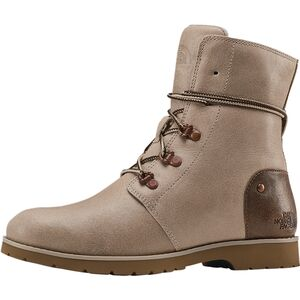 Deals on The North Face Ballard Lace II Suede Boot Womens