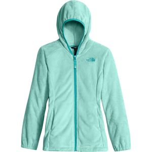The North Face Oso 2 Hooded Fleece Jacket - Girls'