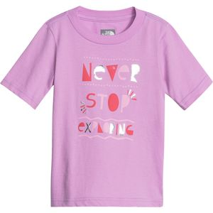 The North Face Graphic T-Shirt - Toddler Girls'