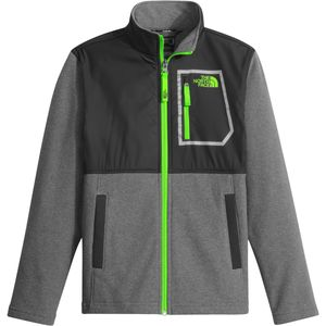 The North Face Glacier Track Fleece Jacket - Boys'