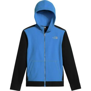 The North Face Glacier Hooded Fleece Jacket - Boys'