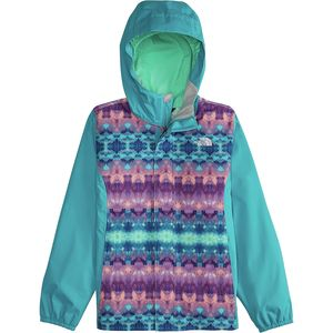 The North Face Resolve Reflective Hooded Jacket - Girls'