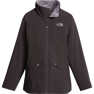 The North Face Mossbud Soft Shell Jacket - Girls'