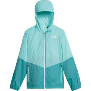 The North Face Flurry Wind Hooded Jacket - Girls'