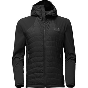 The North Face Progressor Insulated Hybrid Hooded Jacket - Men's