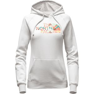 The North Face Patterned Half Dome Pullover Hoodie - Women's