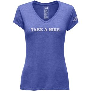 The North Face Take A Hike V-Neck Tri-Blend T-Shirt - Women's