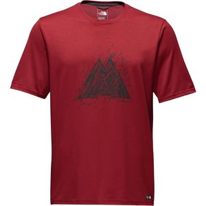 The North Face MA Graphic Reaxion Amp Crew - Short-Sleeve - Men's