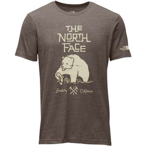The North Face Grizzly Tri-Blend T-Shirt - Men's