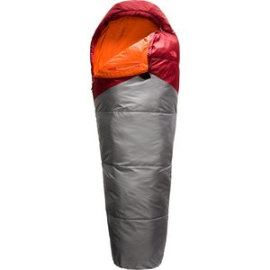 The North Face Aleutian Sleeping Bag: 55 Degree Synthetic