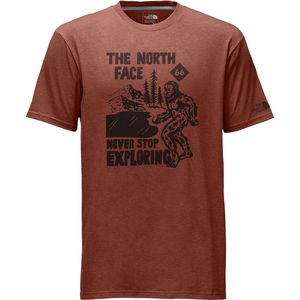 The North Face Hide N Seek Short-Sleeve T-Shirt - Men's