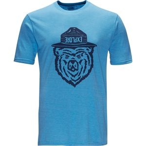 The North Face Ranger Bear Tri-Blend Short-Sleeve T-Shirt - Men's