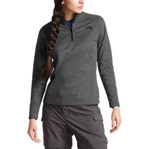 The North Face Tech Glacier 1/4-Zip Pullover Fleece Jacket - Women's
