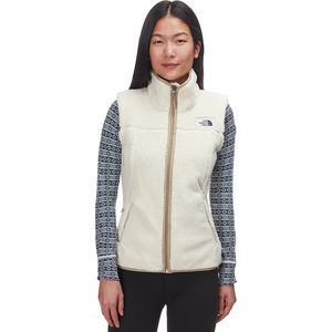 Deals on The North Face Womens Campshire Fleece Vest
