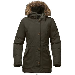 The North Face Mauna Kea Hooded Down Parka - Women's
