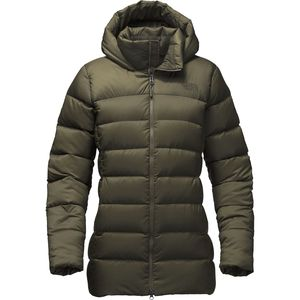 The North Face Nuptse Ridge Hooded Down Parka - Women's