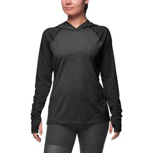 The North Face Reactor Hooded Long-Sleeve Top - Women's