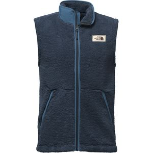 The North Face Campshire Fleece Vest - Men's