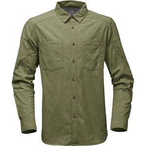 The North Face Montgomery Utility Shirt - Long-Sleeve - Men's