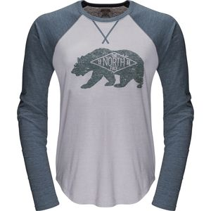The North Face Bearitage Baseball T-Shirt - Long-Sleeve - Men's