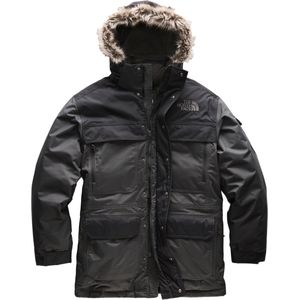 The North Face McMurdo Hooded Down Parka III - Men's