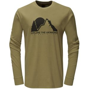 The North Face Unknown Explorer T-Shirt - Long-Sleeve - Men's