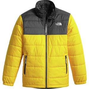 The North Face Reversible Mount Chimborazo Fleece Jacket - Boys'